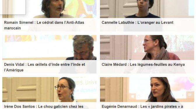 Vidéos du Workshop de présentation de l'équipe EXORIGINS