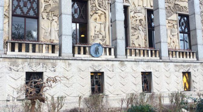 02/2020 – Palais de la Porte Dorée